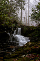 Winter Mist - Waterfall - Holtwood Falls - Lock 12