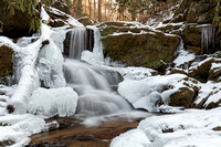 Frozen Wonder - Waterfall - Holtwood Falls - Lock 12