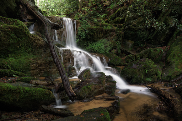 Upper Mill Creek Falls - Waterfall - Mason-Dixon Trail