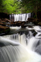 Oneida Falls - Waterfall - Ricketts Glen State Park