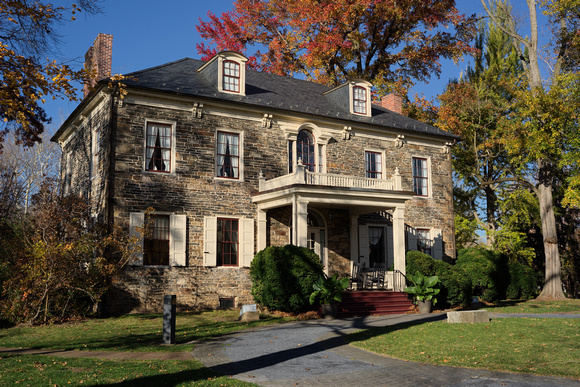 Fort Hunter Mansion - Fort Hunter Park - Harrisburg