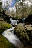 R. B. Ricketts Falls - waterfall - Ricketts Glen